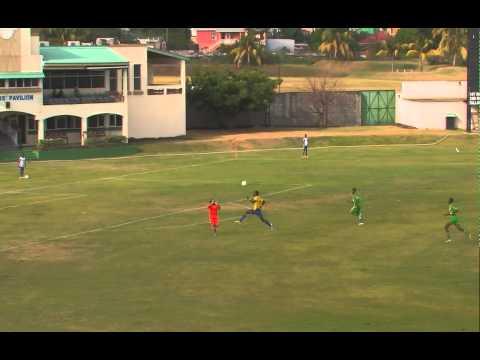 Dominica vs SVG u-23 Football 2016 Olympic Qualifier Highlights