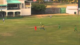 Dominica vs SVG u-23 Football 2016 Olympic Qualifier Highlights