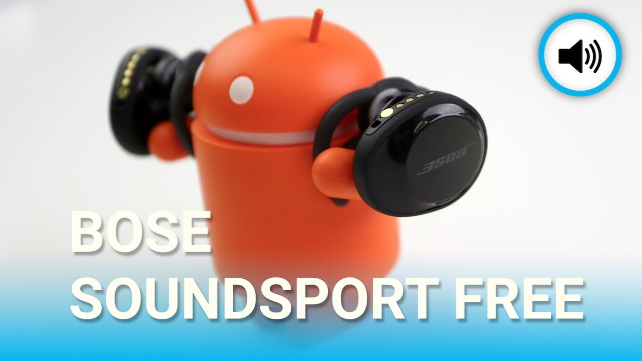 Bose Soundsport Free Recensione Delle Cuffie Full Wireless Youtube Earphone Orange