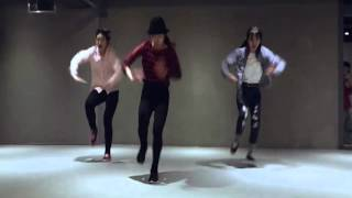 Uptown Funk- May J Lee choreography [ Mirrored ]