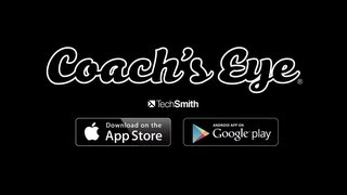 Coach's Eye For iPhone, iPad, iPod Touch and Android