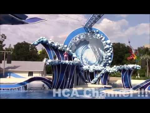 SeaWorld Blue Horizons