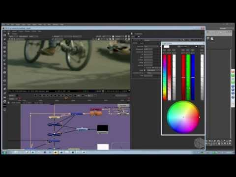 Advanced Nuke: 3D Animation and Video Editing Training