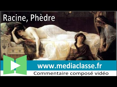 Phedre Racine Resume Analyse Commentaire A La