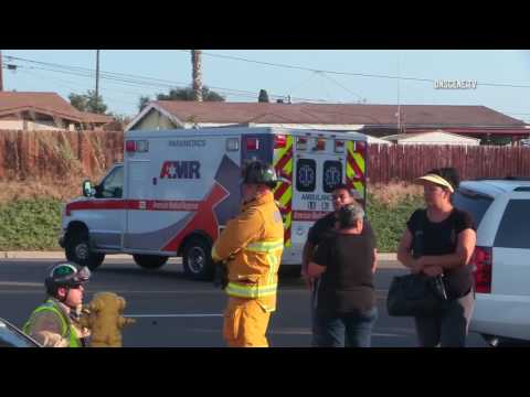 Chula Vista: Major Injury Accident 07172017