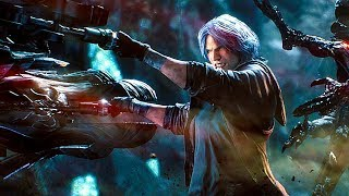 Devil May Cry 5 NEW Gameplay Weapons & Boss Fight (PAX West 2018)