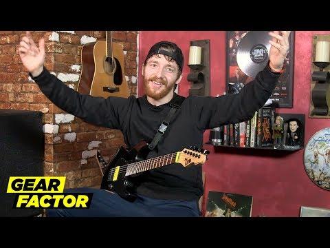 While She Sleeps' Sean Long Plays His Favorite Riffs