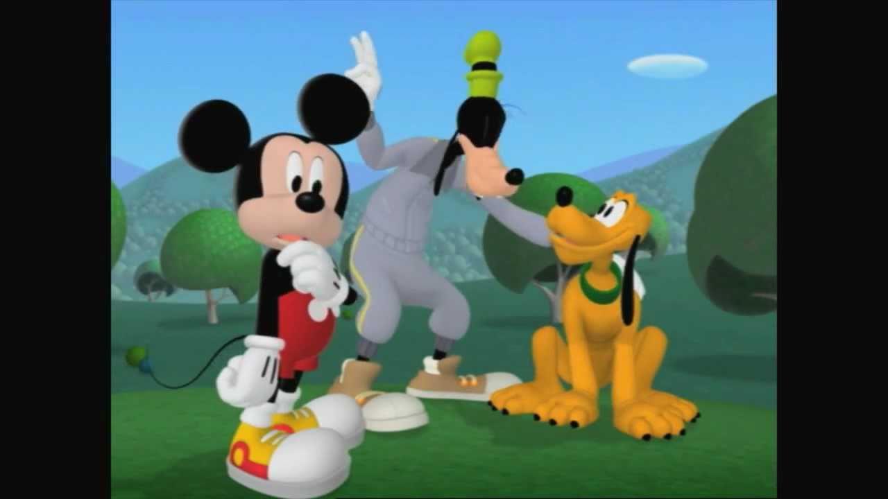 Disney junior espa a la casa de mickey mouse mickey - Youtube casa mickey mouse ...