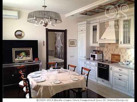decorating above kitchen cabinets - YouTube