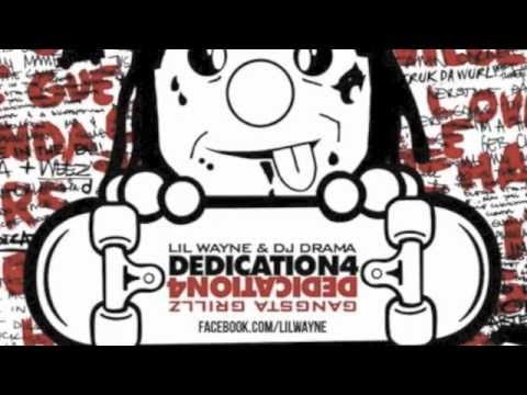 Lil Wayne Ft Detail - No Worries (Dedication 4)