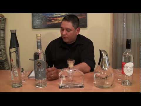 Ultra-Premium Vodka Taste Test - Part 2 (Nosing, Tasting & Rankings)