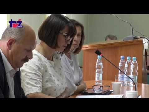 Sesja Rady Powiatu Szczecineckiego cz.III [2017.06.29]