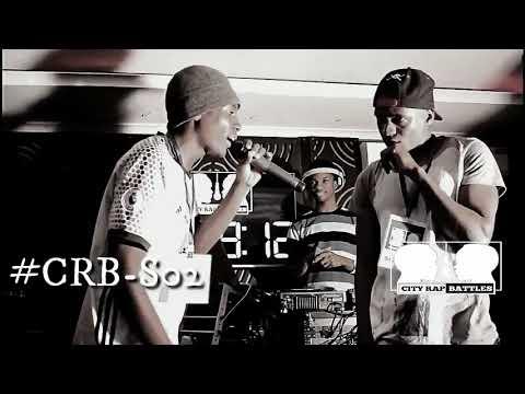 Freestyle Rap Battle - CRB S02E07 Barz Writter Vs Stan Rhymes