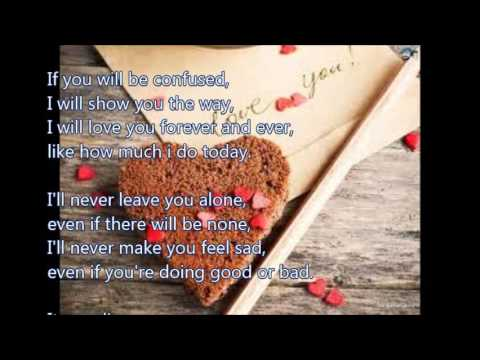 love you forever - Love Poems - YouTube