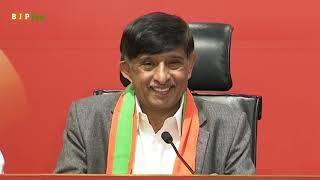 Shri K. C. Ramamurthy joins BJP