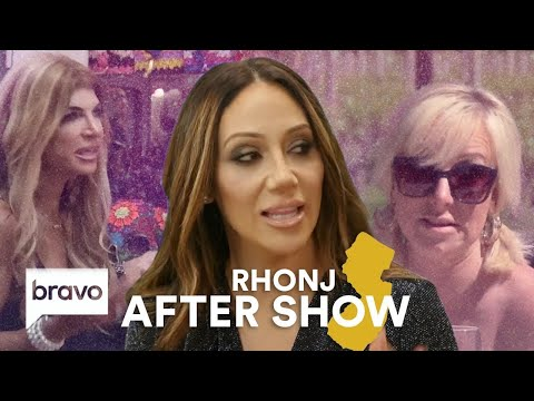 Melissa Gorga Defends Margaret Josephs | RHONJ After Show (S9 Ep16) | Bravo