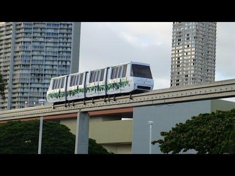 Pearlridge Monorail, Hawaii