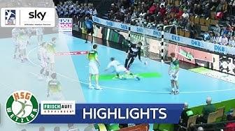 HSG Wetzlar - FRISCH AUF! Göppingen | Highlights - LIQUI MOLY Handball-Bundesliga 2019/20