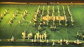NSHS Band - MGM Grand - 1993 UTA Marching Festival.mp4