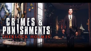 O Que Dizer Sobre: Sherlock Holmes: Crimes and Punishments - Games With Gold 3#