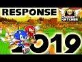 Leaked Sonic Games 2019 - RESPONSE