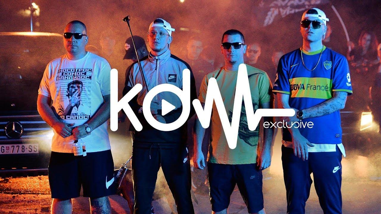 Download CORONA X RIMSKI FEAT. THCF - ULICE SAM LJUBIO (OFFICIAL VIDEO) 4K