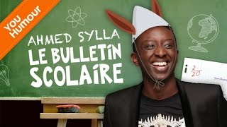 AHMED SYLLA - Le Bulletin Scolaire