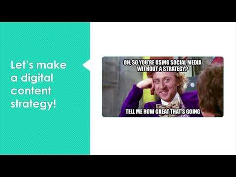Social Media Marketing & Engagement