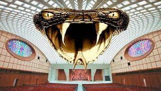 La Serpiente del Vaticano Oculta a la Vista de Todos