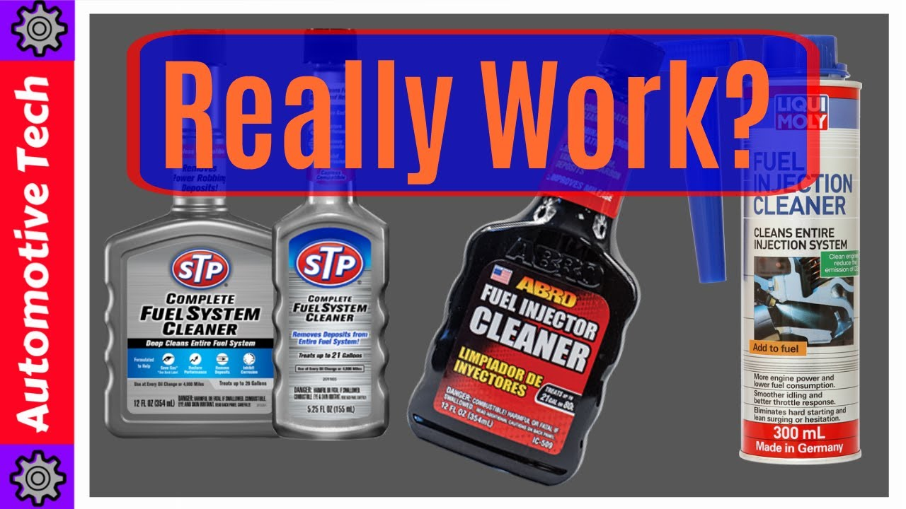 Does Fuel Injector Cleaner Work >> Fuel System Cleaner Really Work What Is Fuel Additiveह द म