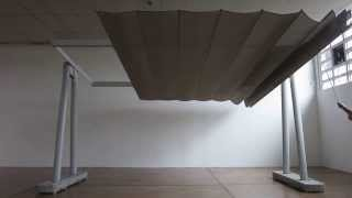Flexy Xl Freestanding Retractable Awning - How To Use