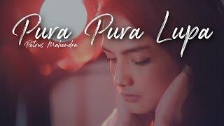 Gambar cover PURA PURA LUPA - MAHEN | Metha Zulia (cover)