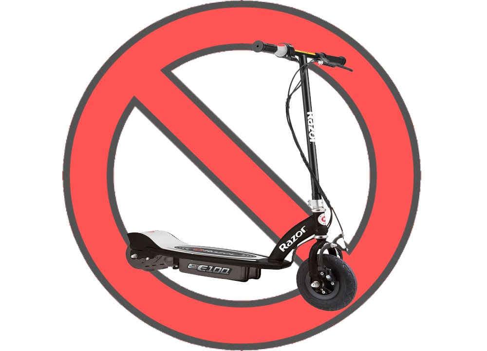 Do Not Buy Razor E100 Electric Scooter Until You See This Youtube