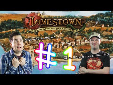 Jamestown - Monday Morning - PART #1