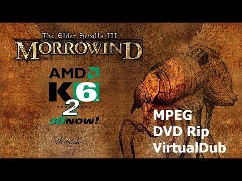 AMD K6 - НЕДОСКАЗАННОЕ