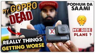 My GoPro 7 Is Dead ?😤 - What's Wrong With My Life 😞