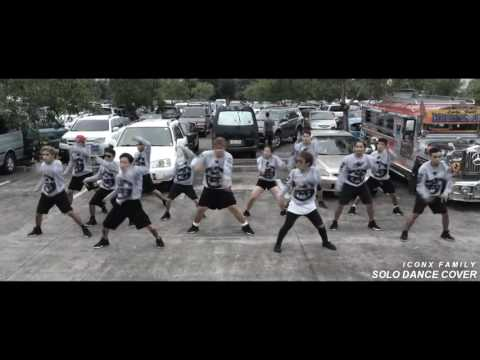 SOLO  by Iyaz DANCE COVER (ICONX FAMILY)