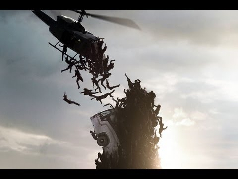 Мировая война Z / World War Z трейлер на русском языке HD
