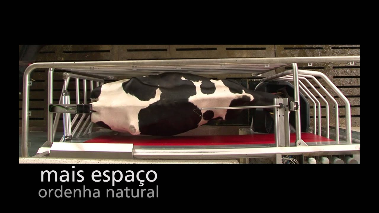 Lely Astronaut A4 - Product video (Portuguese)