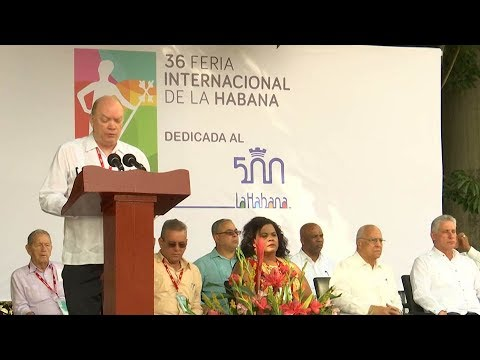 Havana's popular trade fair brings international business to Cuba