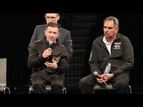 GENNADY GOLOVKIN'S FULL POST FIGHT PRESS CONFERENCE VIDEO- CANELO VS GOLOVKIN