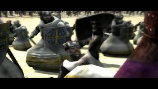 Medieval II Total War Crusades  Trailer HD  720p