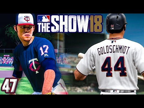 MLB The Show 18 Franchise - SPRING TRAINING LIVE (NEW PLAYERS DEBUT) Ep.47