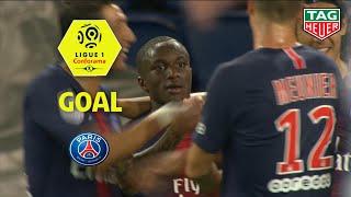 Goal Moussa DIABY (84') / Paris Saint-Germain - AS Saint-Etienne (4-0) (PARIS-ASSE) / 2018-19