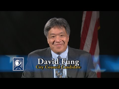 Meet  the Candidates 2016 - David Fung