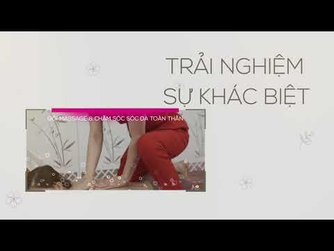 TVC Quảng Cáo Dịch Vụ Massage Body – NK Spa & Academy │TOP BRAND MEDIA