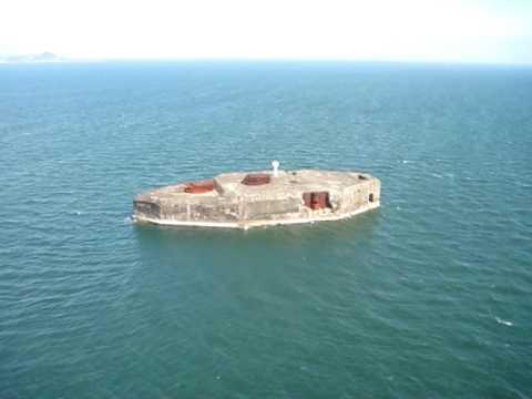 El Fraile Island
