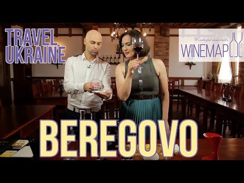Travel Ukraine, visiting Beregovo the TOP tourist area of western Ukraine | Travel With WineMap TV