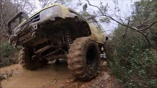 Land Rover Defender 90 & Discovery TD5x3   **Extreme Off road trip day-17/12/2017**
