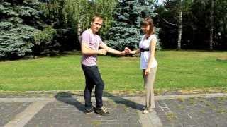 Сальса-интенсив. Урок 3. Enchufla (